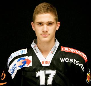 Kiss Zsombor az SC Bern játékosa lett!