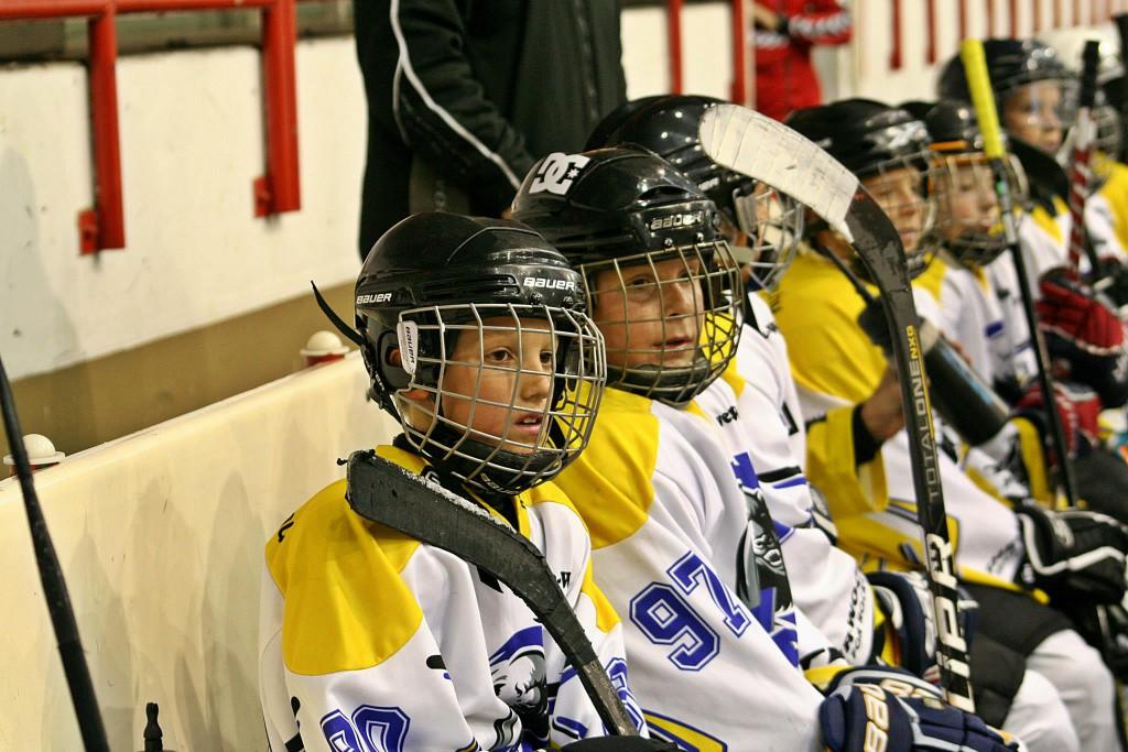 Edzőmeccsek az előkészítő korosztályban