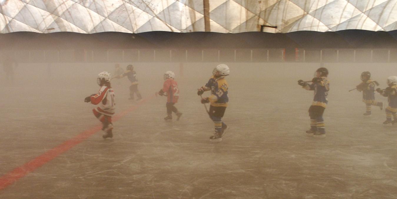 Edzés a ködben