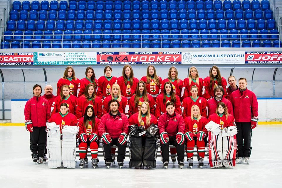 Női U18-as Jégkorong-világbajnokság Budapesten