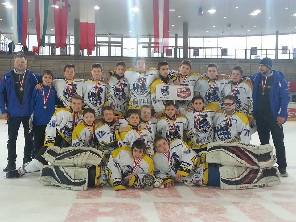 Innsbruckban járt előkészítő csapatunk