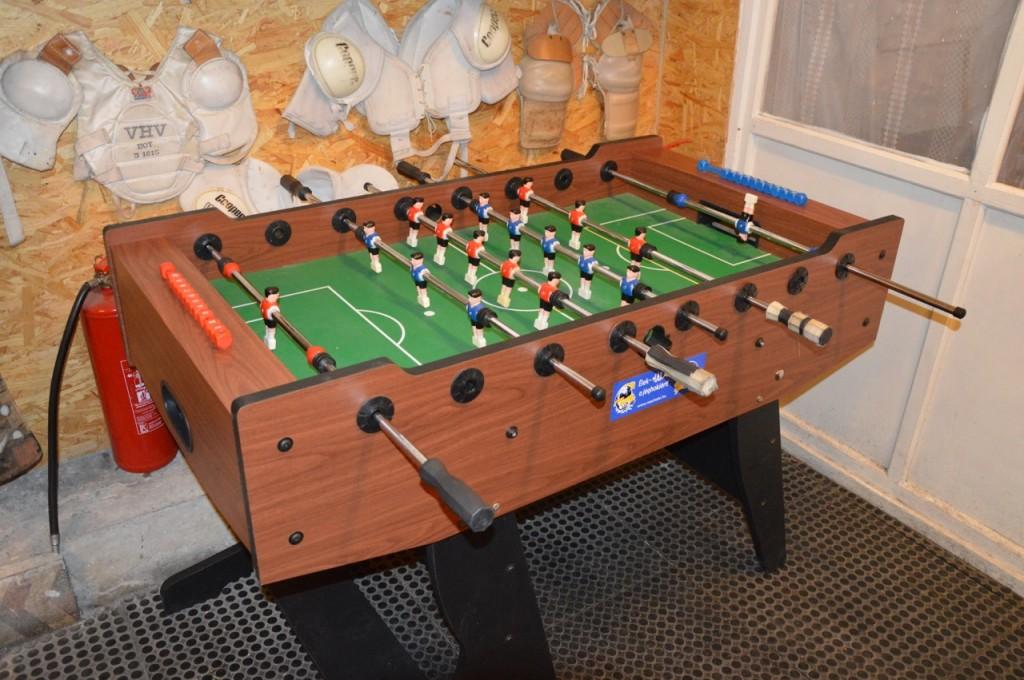 Asztali foci a Millenárison