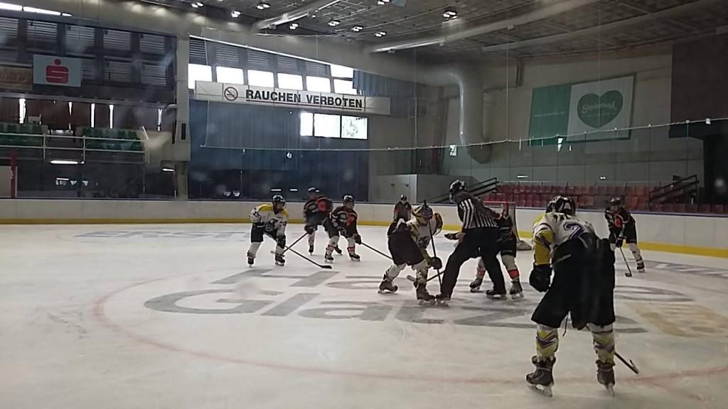 A Graz 99ers-el játszottak felkészülési mérkőzéseket a MAC U16-os és U18-as csapatai