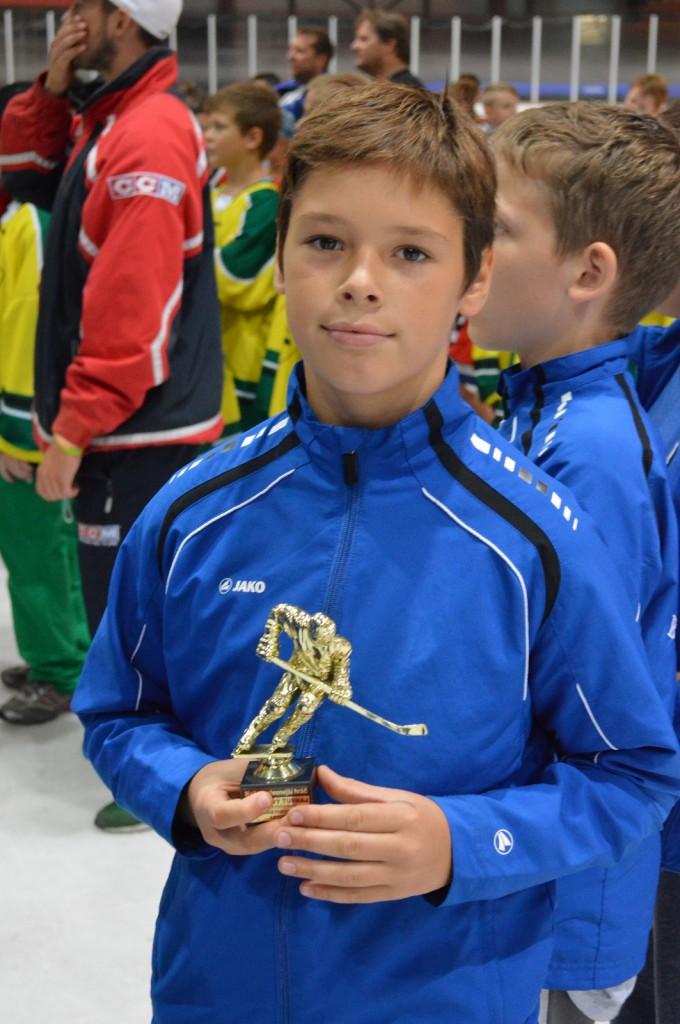 A torna legértékesebb játékosa, Nádasy Márton