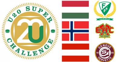 U20-as kerethirdetés a Super Challenge Cup-ra