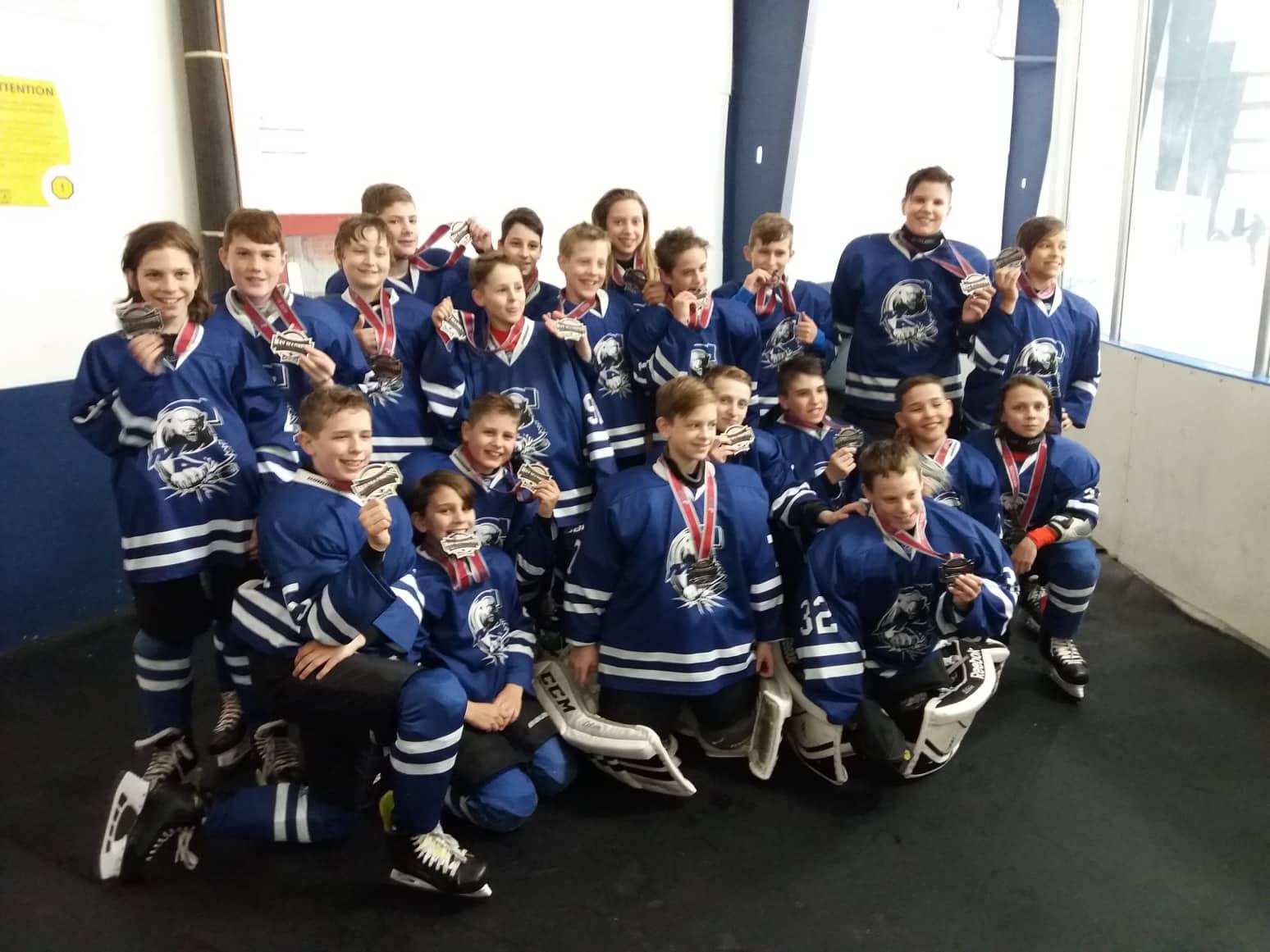 Team Csőrike in Toronto