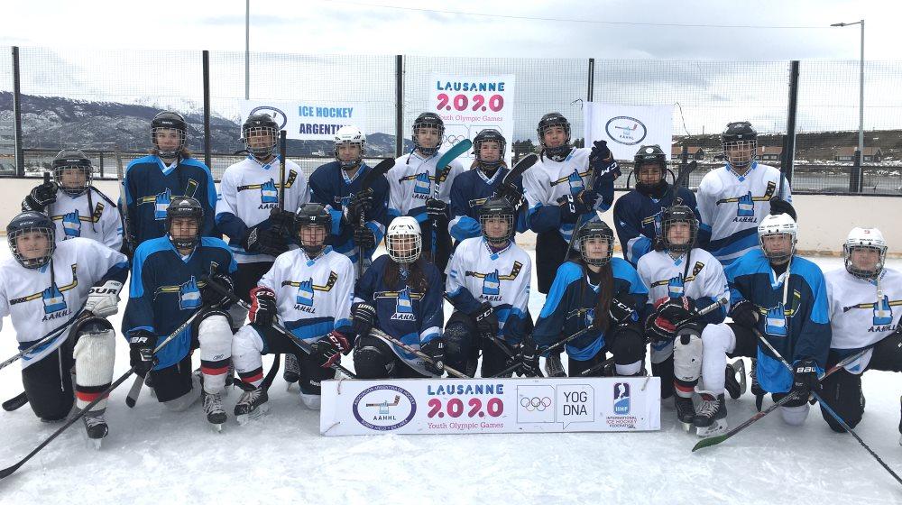Három MAC játékos a Téli Ifjúsági Olimpián