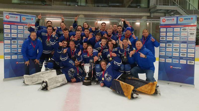 Erste Bank Young Stars League győztes a MAC Budapest!