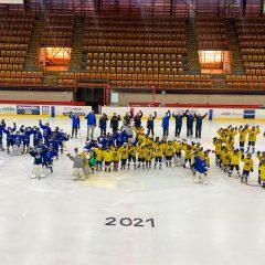 Az U10-es és az U12-es csapatunk Léván edzőtáborozott